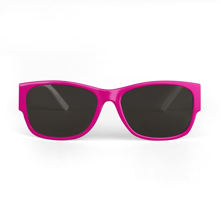 Hot Pink Dollschino Sunglasses
