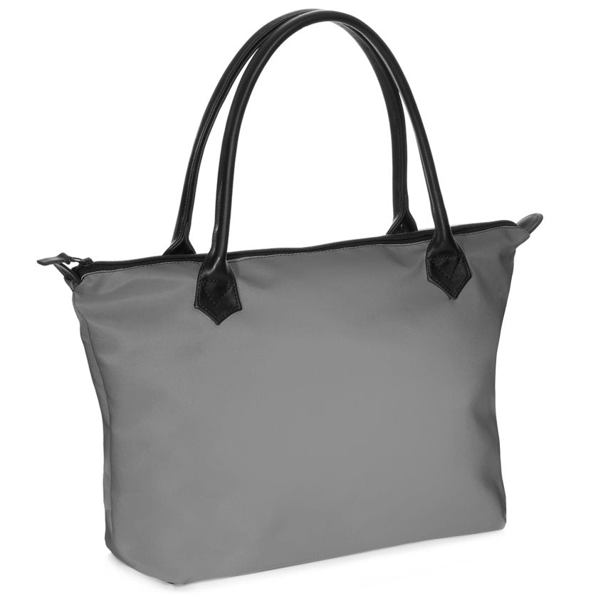 Dollschino London Charcoal Grey Handbag