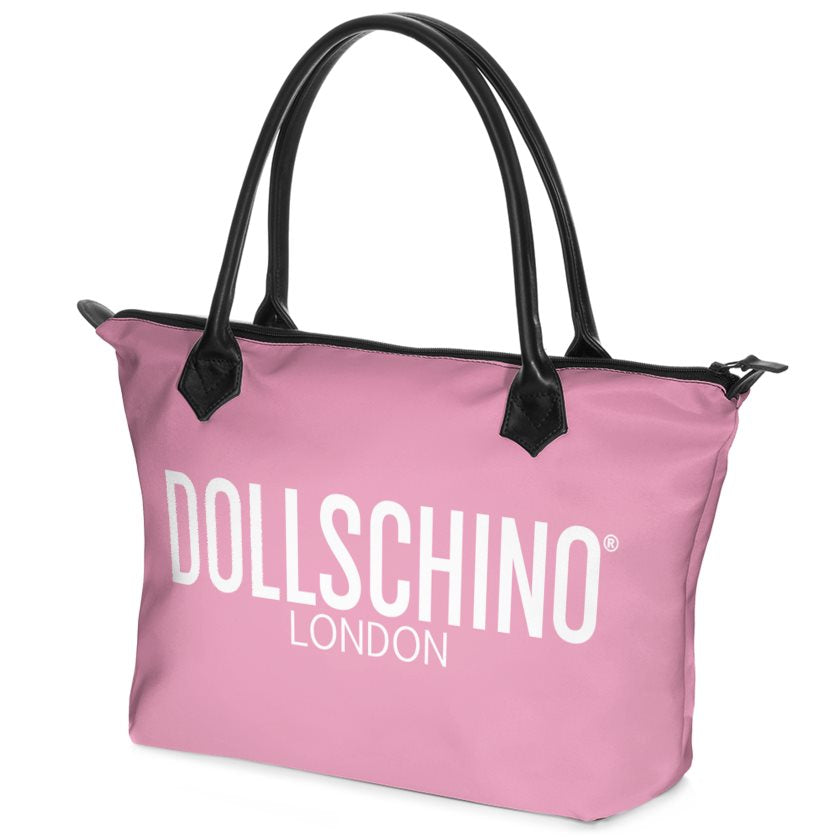 Dollschino London Baby Pink Dollschino Handbag