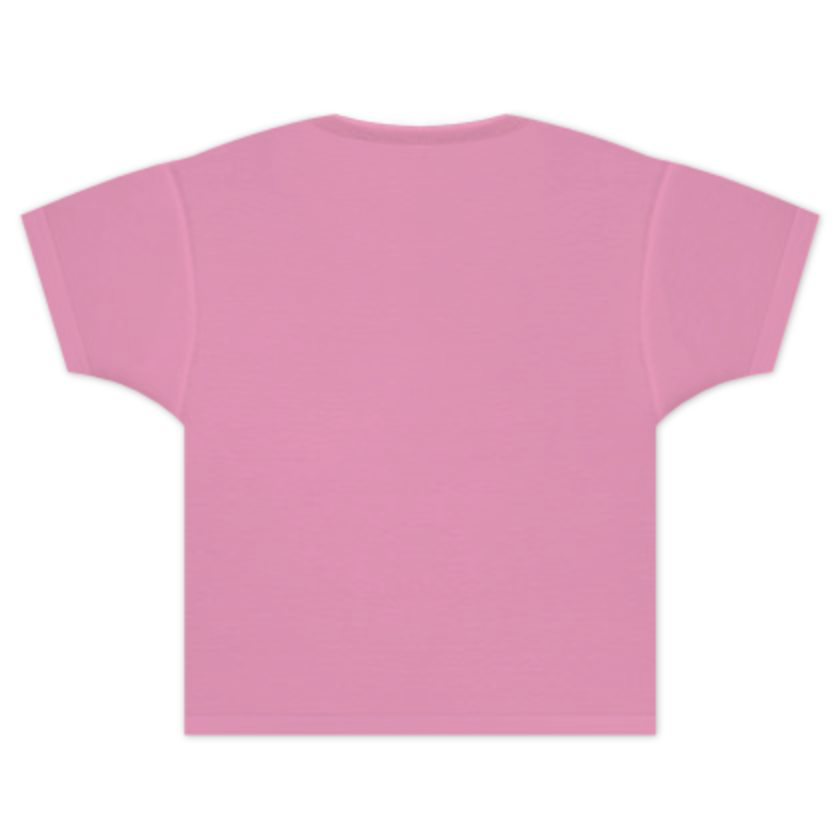 Dollschino London Kids Baby Pink T-Shirt