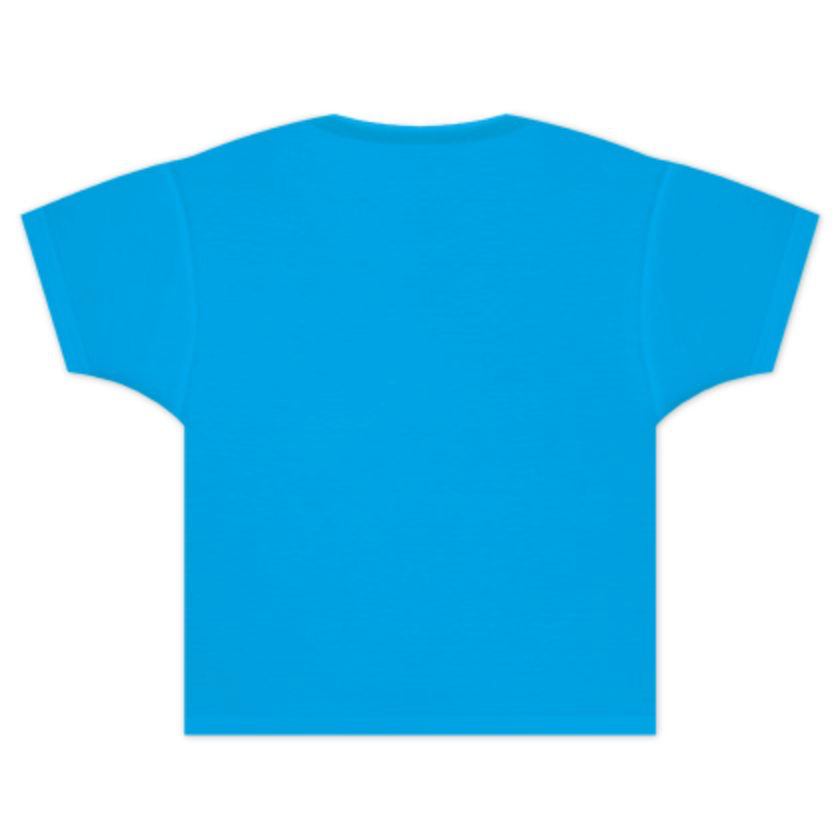Dollschino London Kids Baby Blue T-Shirt