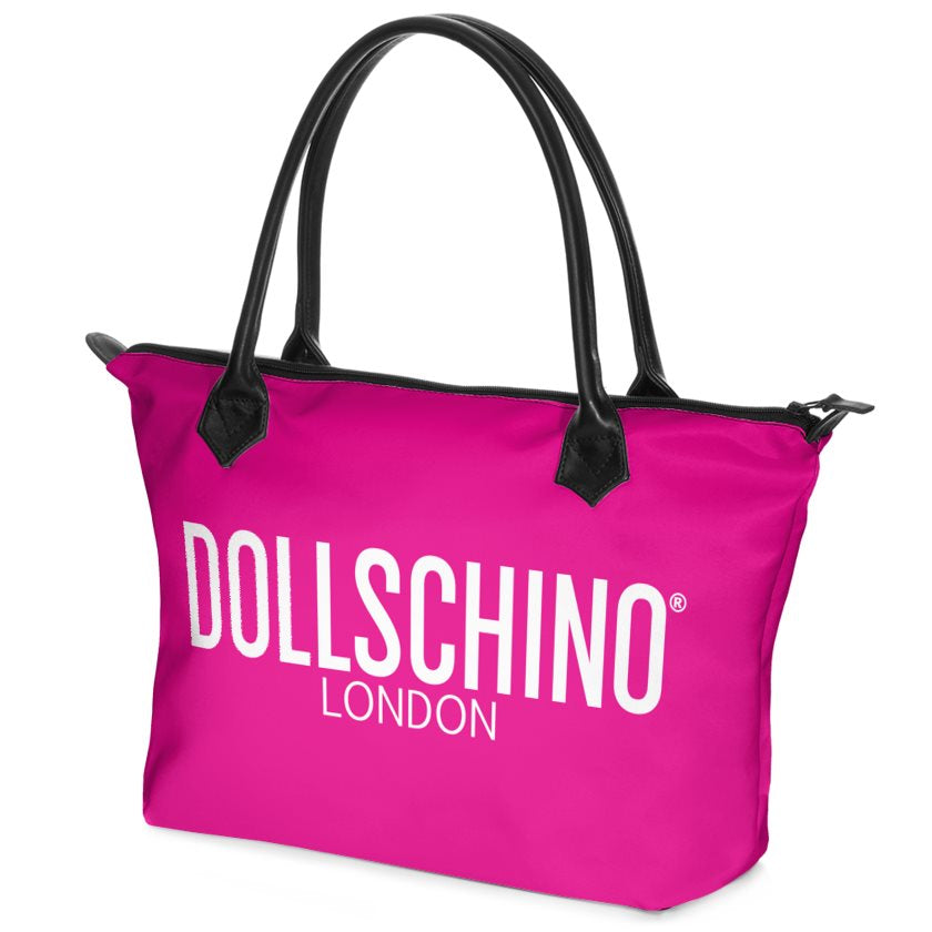 Dollschino London Hot Pink Handbag