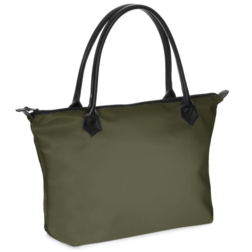 Khaki Green Dollschino London Handbag