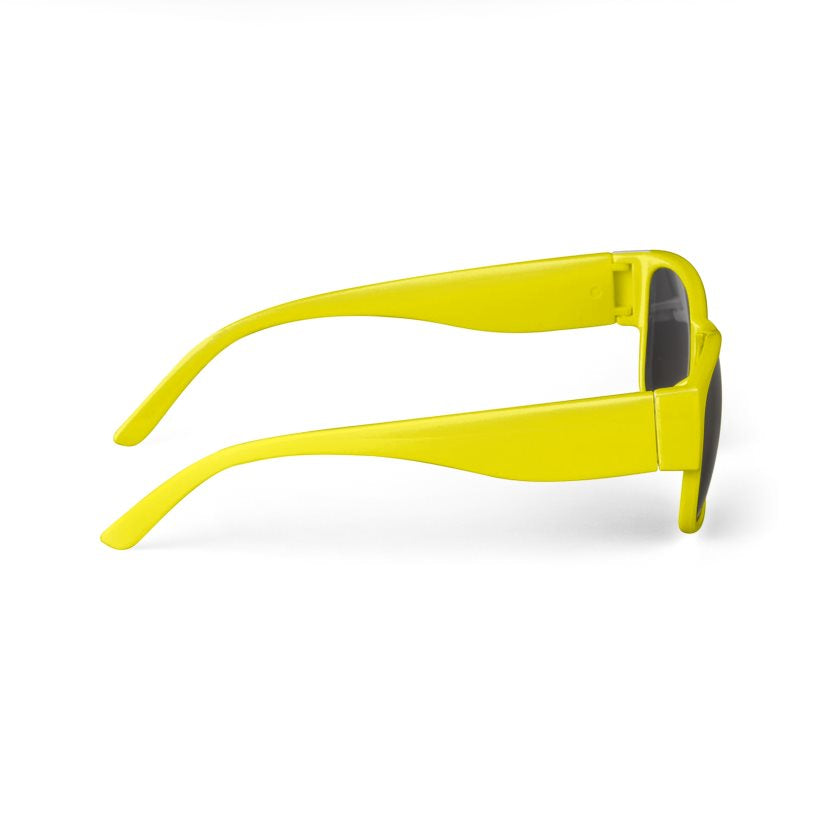 Yellow Dollschino Sunglasses