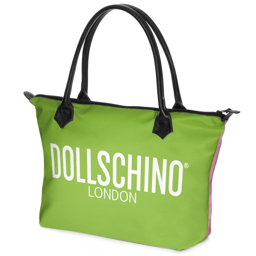 Lime & Pink Cocktail Dollschino Handbag