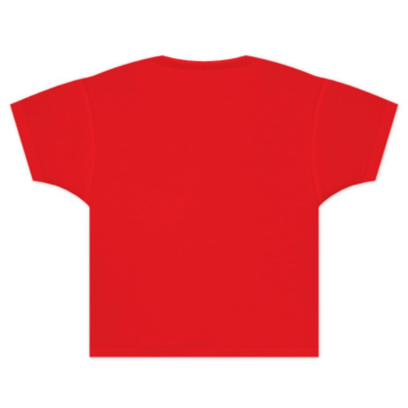 Dollschino London Kids Red T-Shirt
