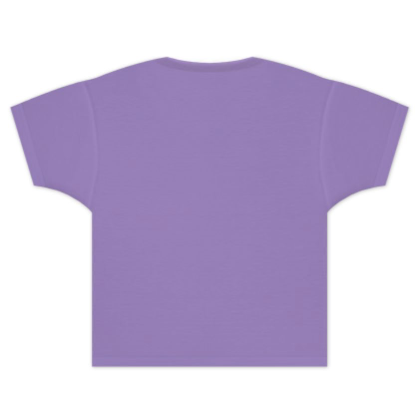 Dollschino London Kids Purple T-Shirt
