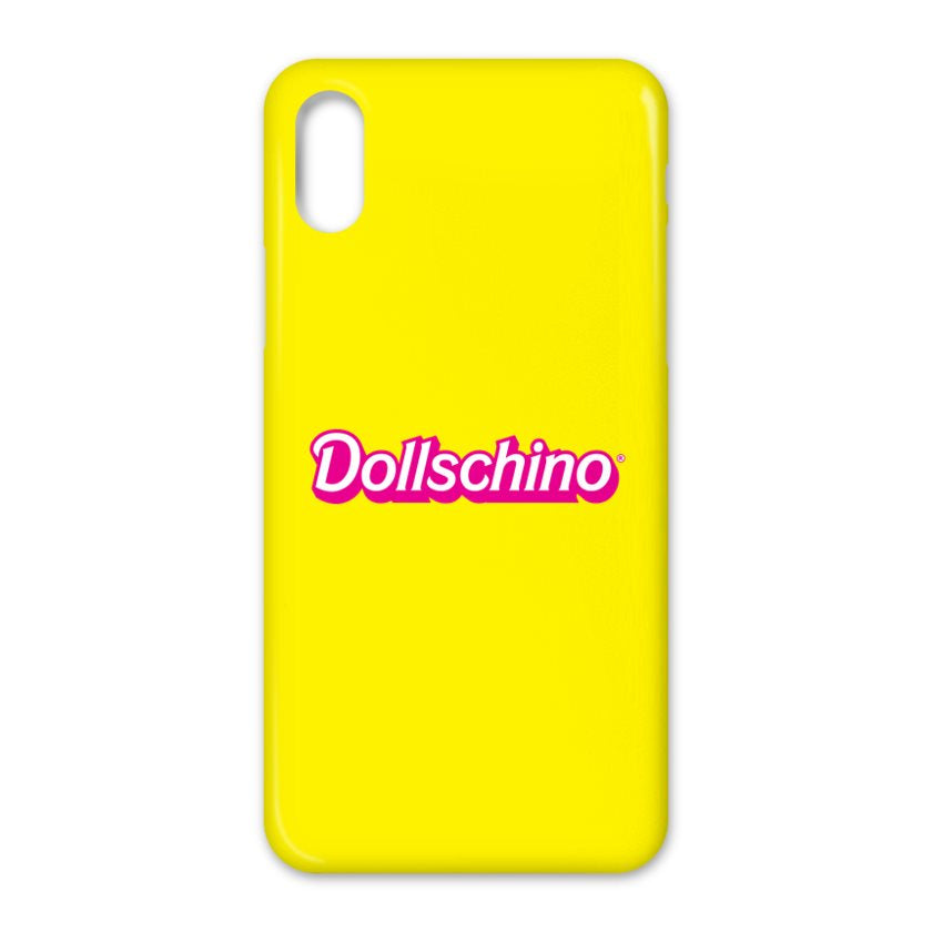 Dollschino London Pink Sunshine iPhone Case