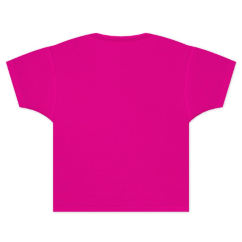 Dollschino London Kids Hot Pink Kids T-Shirt