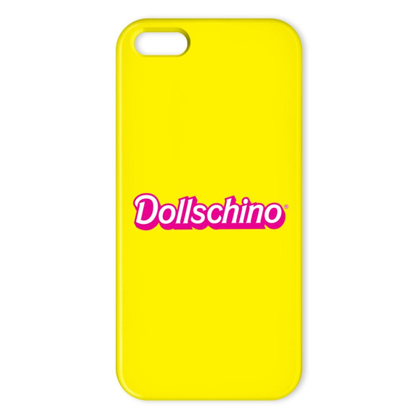 Pink Sunshine Dollschino iPhone Case