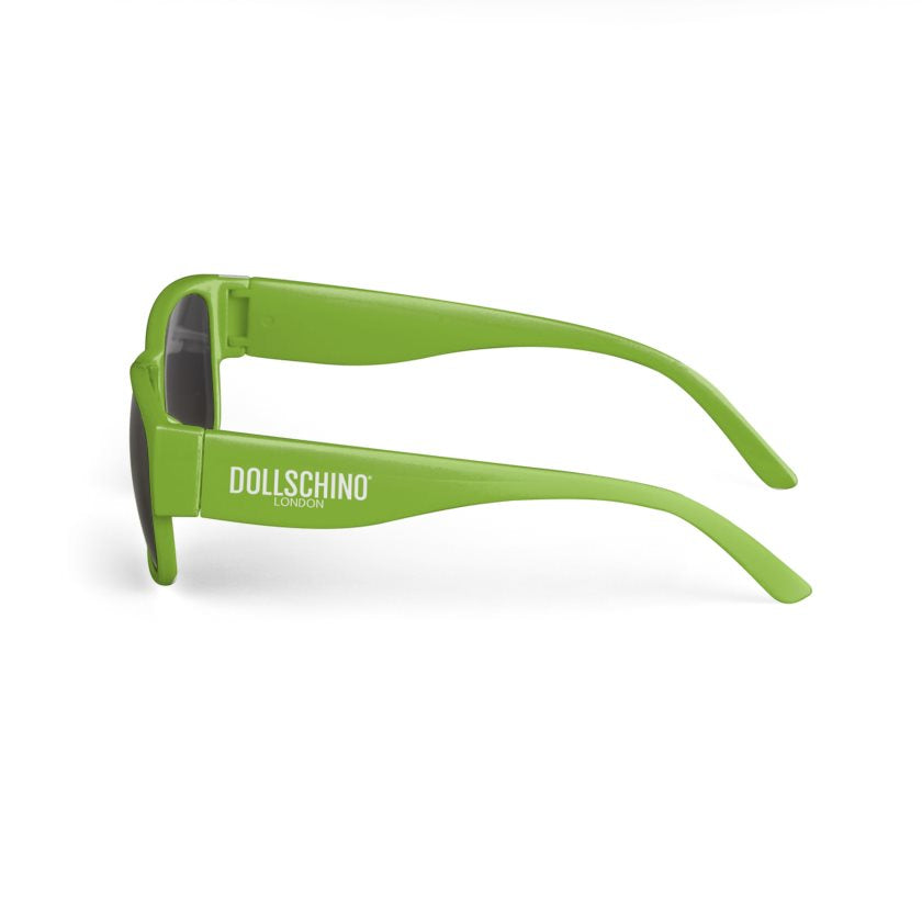 Green Dollschino Sunglasses