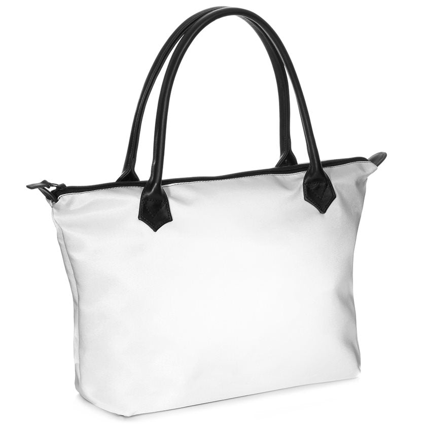 White Dollschino London Handbag