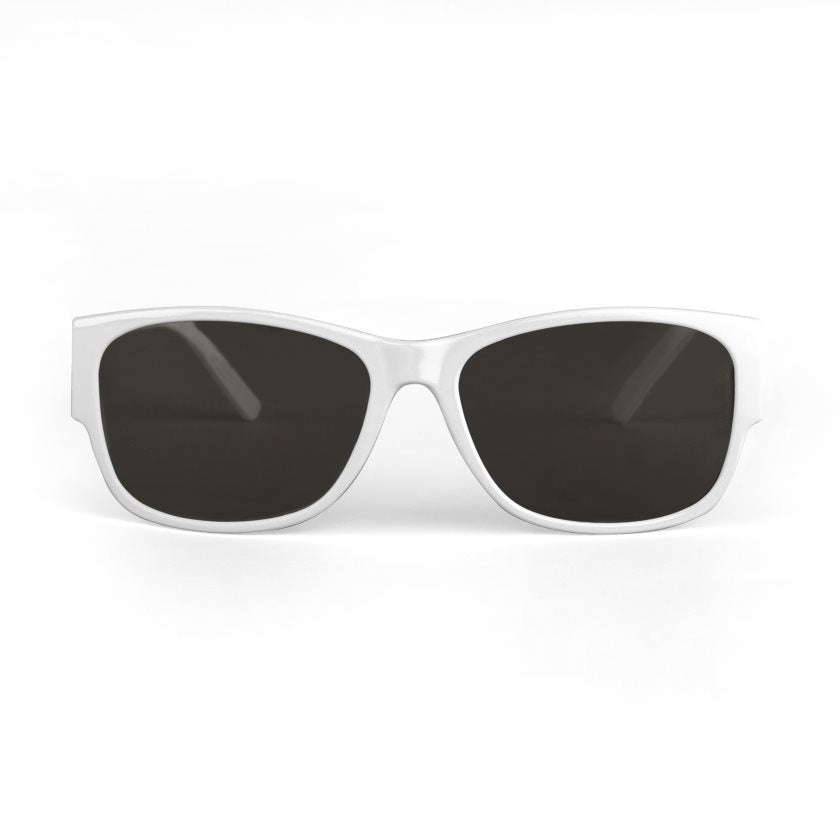White Dollschino Sunglasses