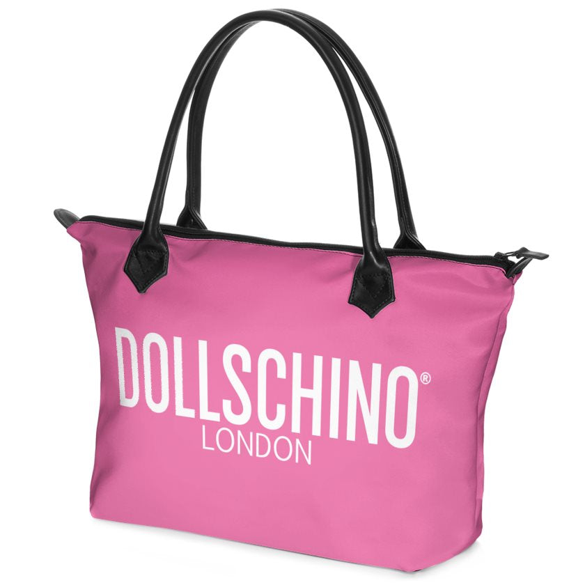 Bubblegum Pink Dollschino London Handbag