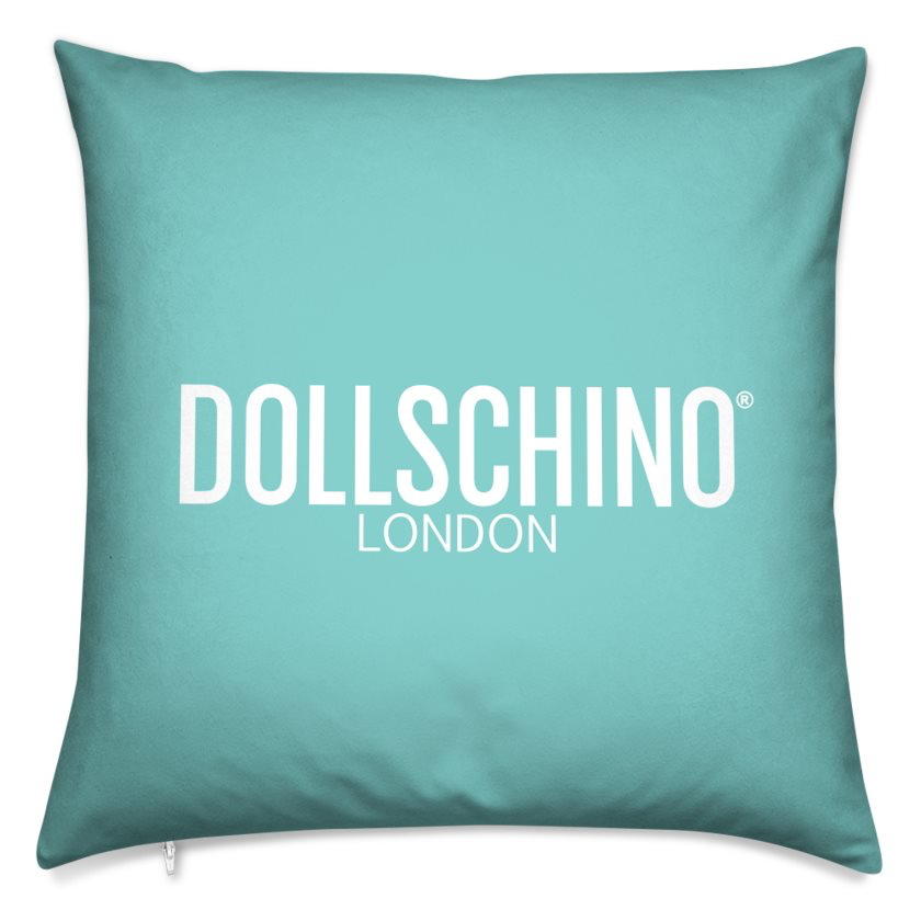 Dollschino London Peppermint Cushion