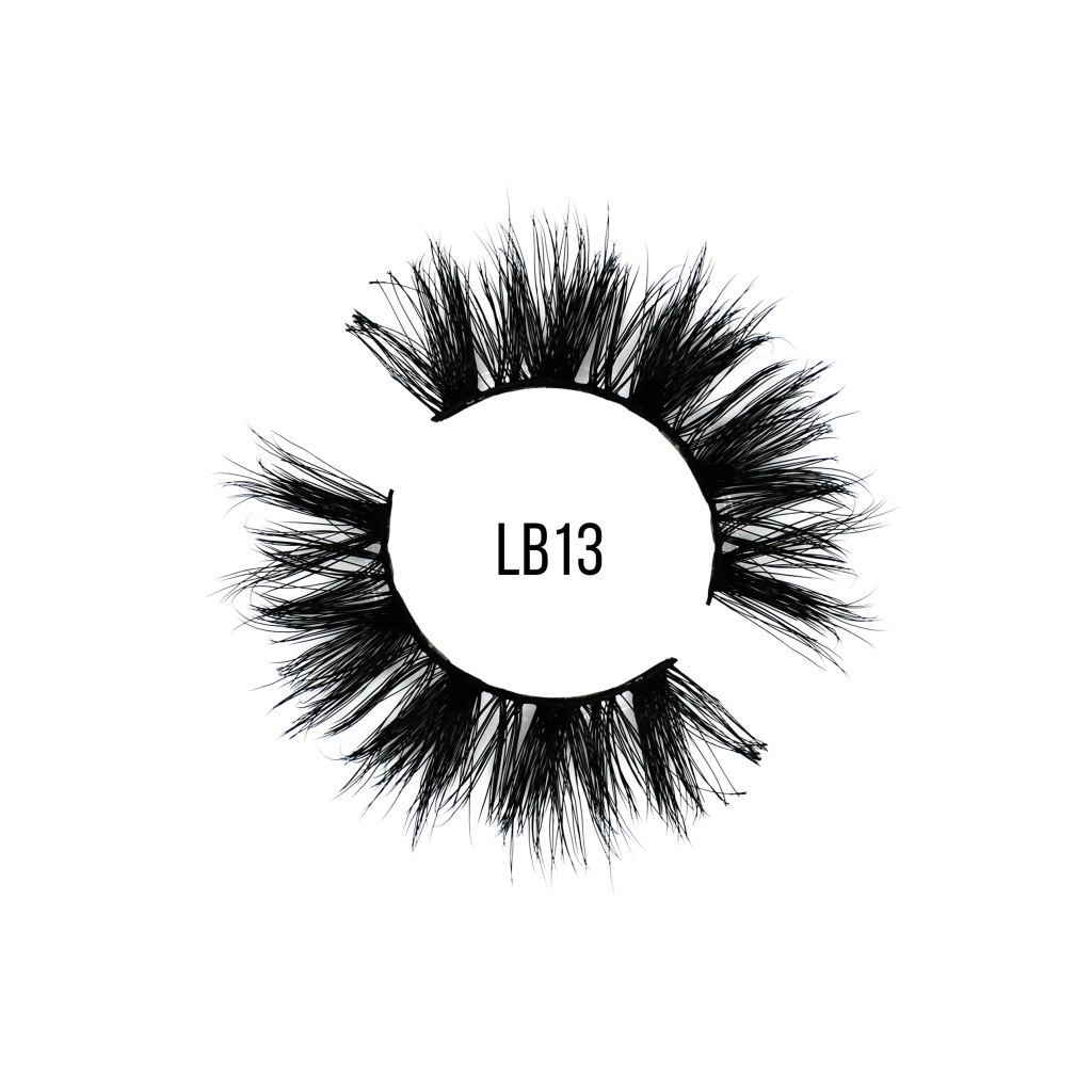 Dollschino London LB13 Mega Volume Strip Lashes