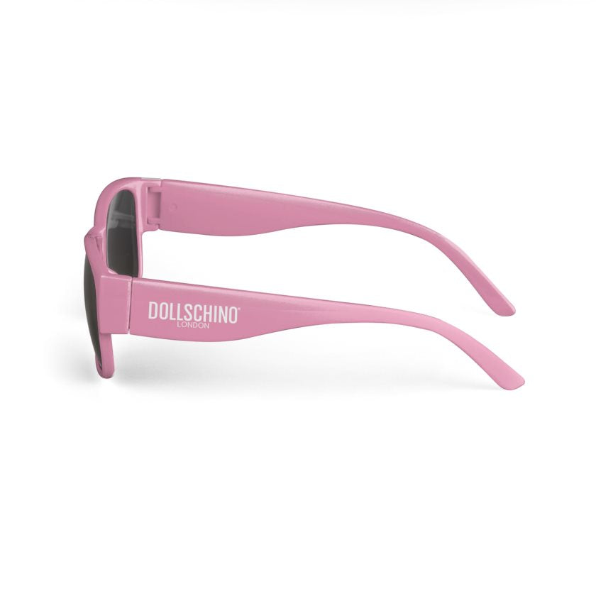 Baby Pink Dollschino Sunglasses