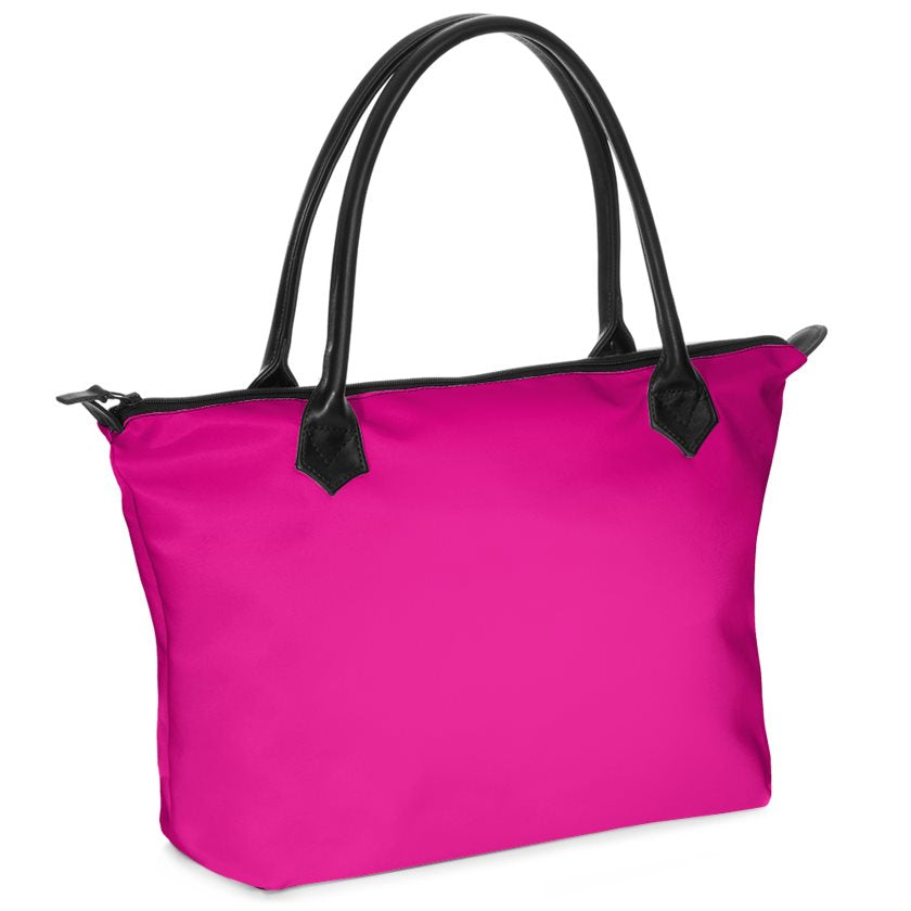Hot Pink Dollschino London Handbag