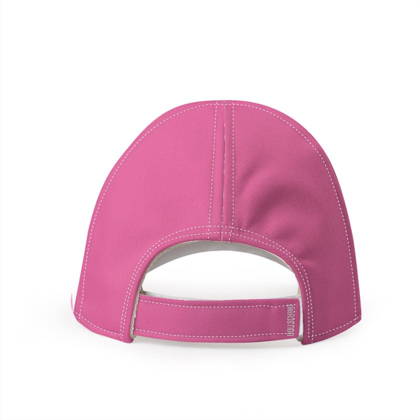 Dollschino London Bubblegum Pink Baseball Cap