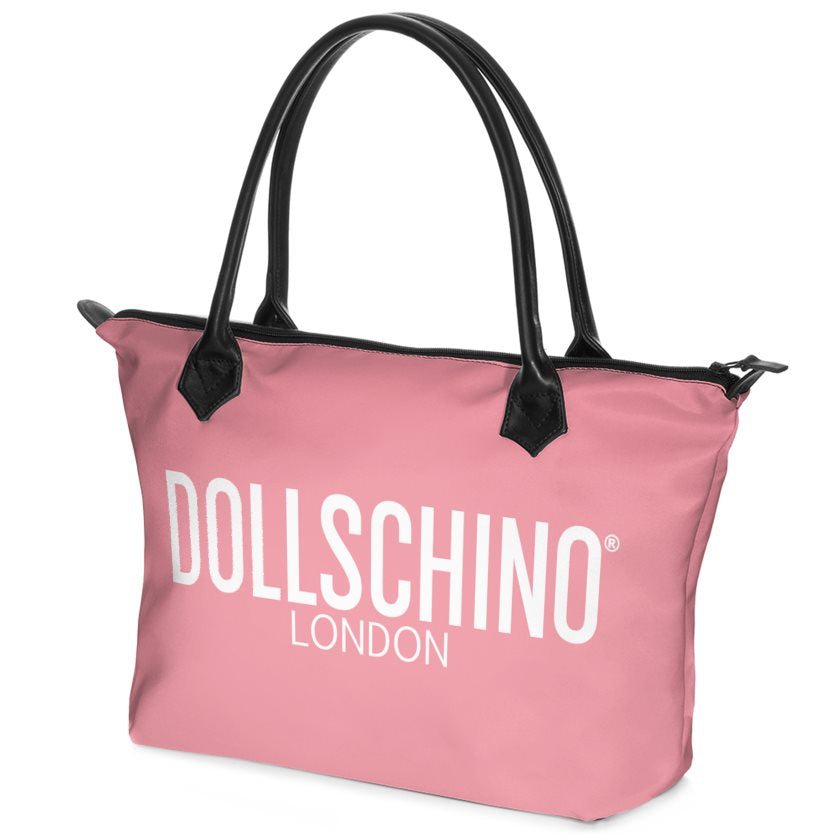 Dollschino London Light Salmon Pink Handbag