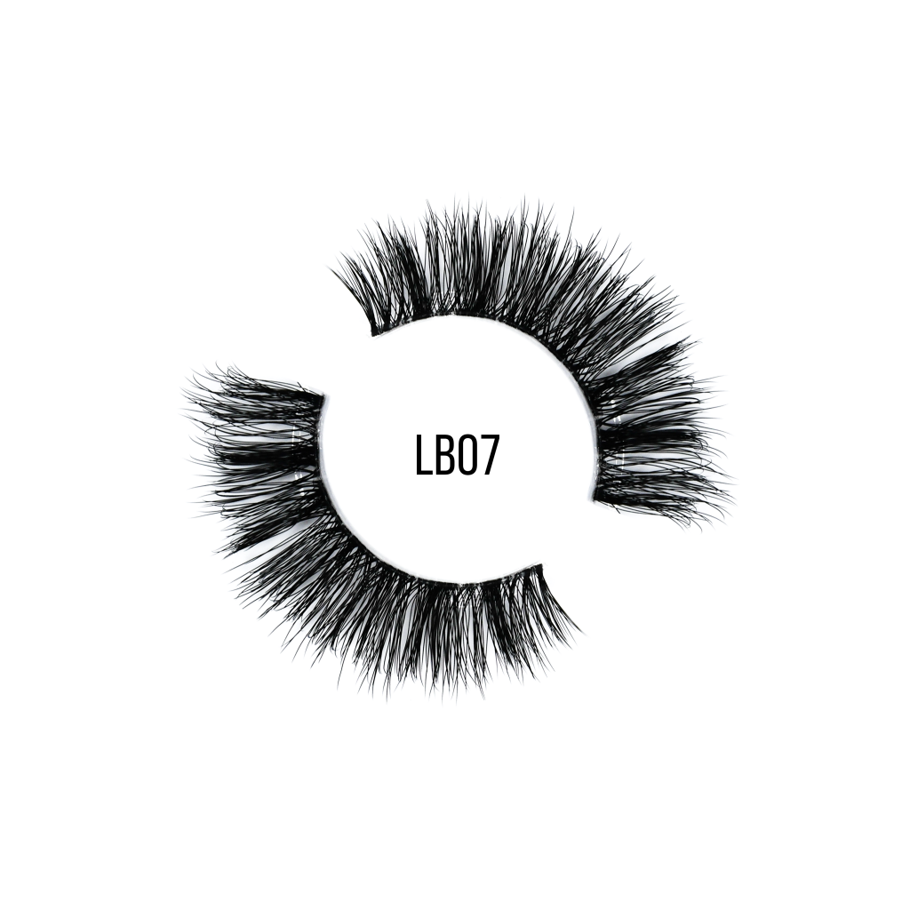 Dollschino London LashBase LB07 Volume Strip Lashes