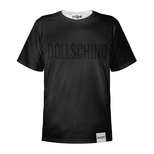 Men's Black Dollschino T-Shirt