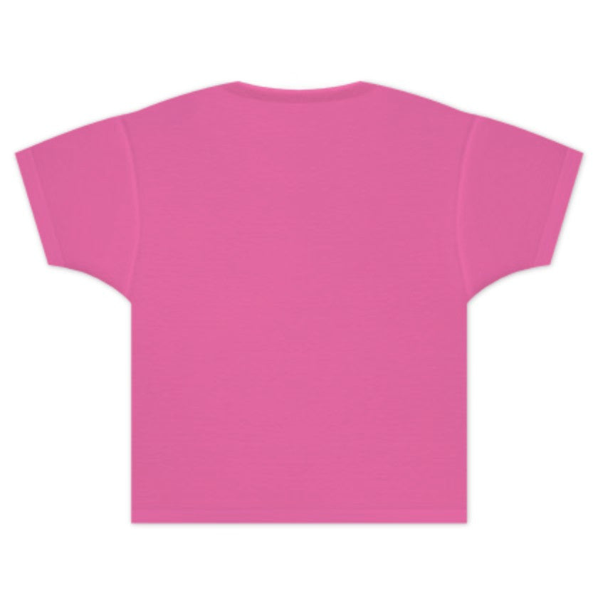 Dollschino London Kids Bubblegum Pink T-Shirt