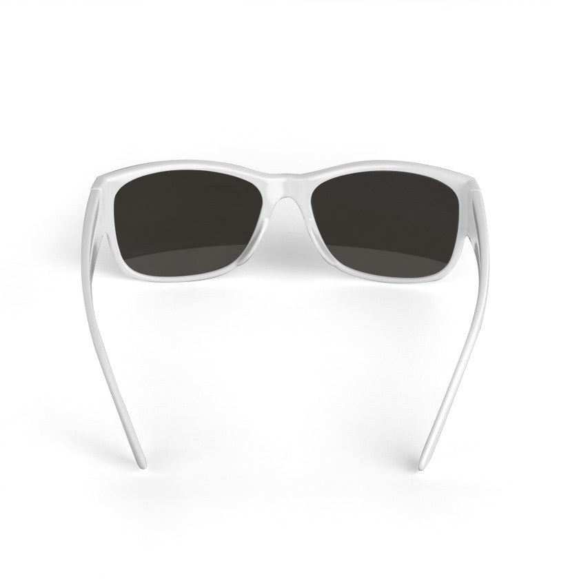 Dollschino London White Sunglasses