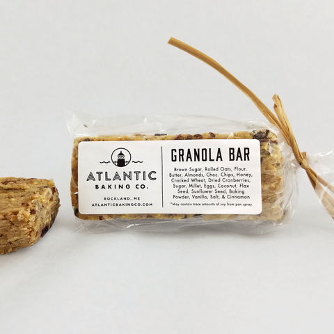 Granola Bars - Pack of Two