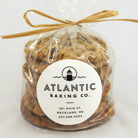 Oat Raisin Cookies - Half Dozen