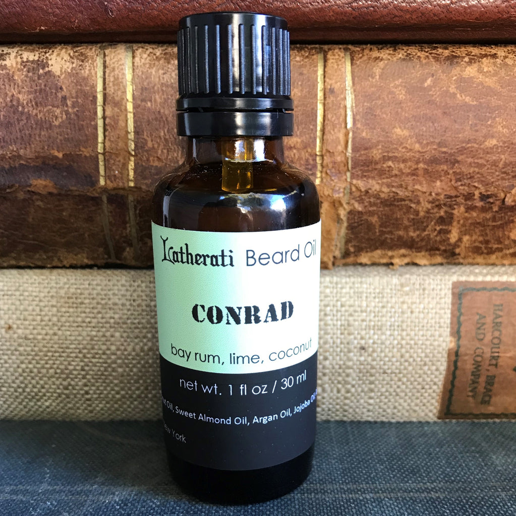 Conrad Beard Oil