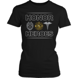Honor Heroes Fire Fighter