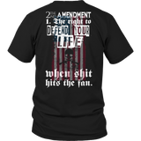 2nd Amendment The Right To Defend Your Life