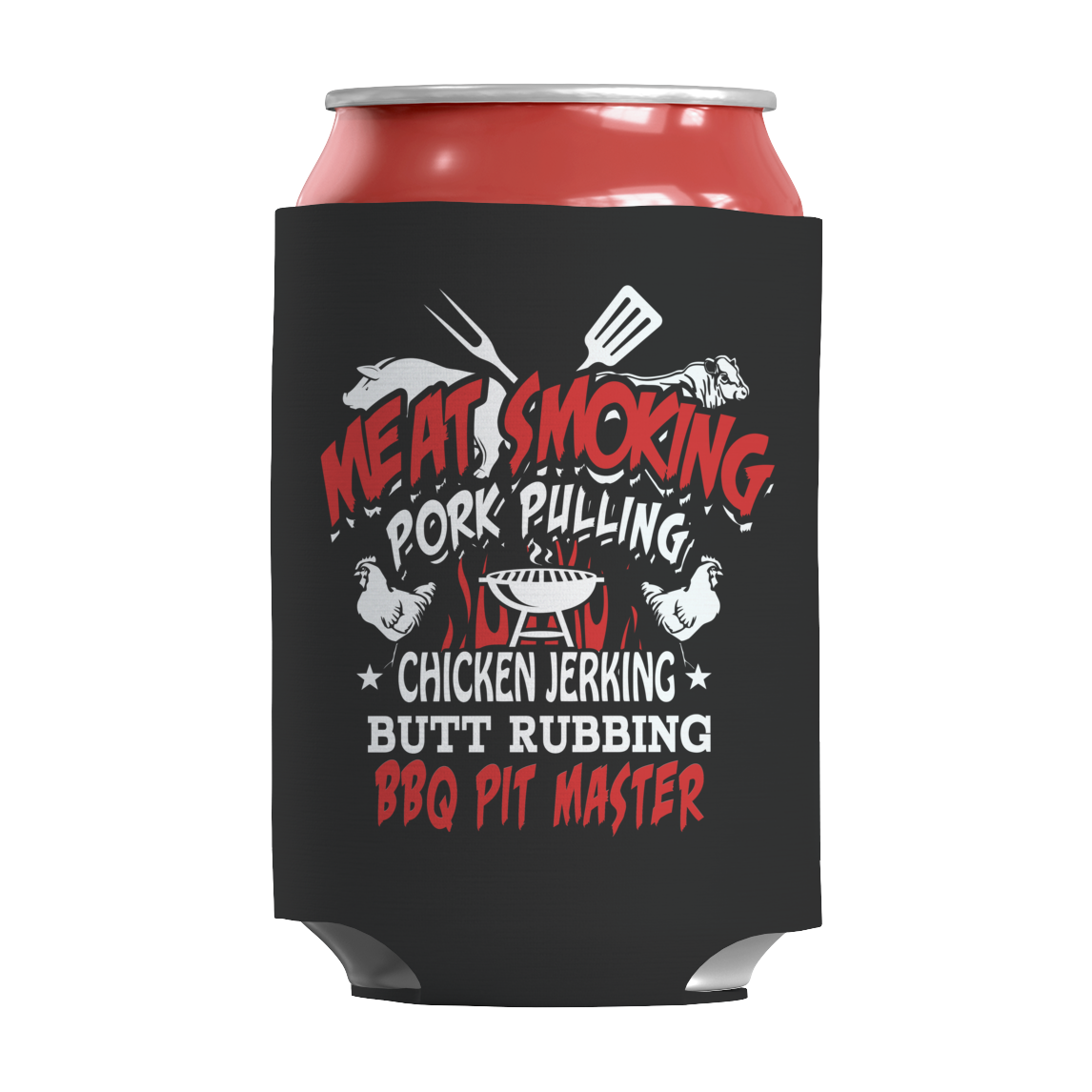 Limited Edition - Meat Smoking Pork Pulling