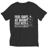 Feel safe at night sleep with a Firefighter