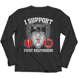 I Support First Responders