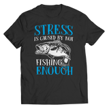 Stress Caused By Not Fishing