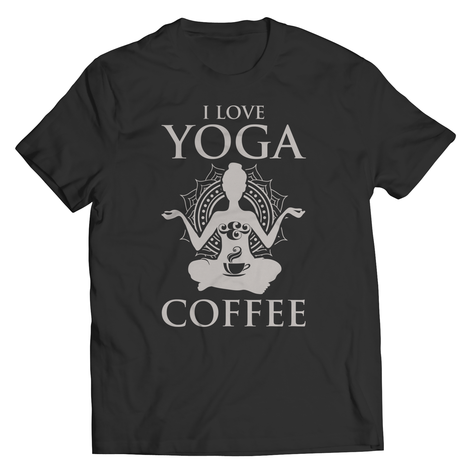 I Love Yoga & Coffee