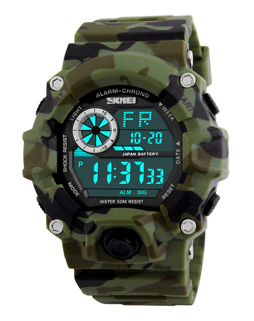 Digital Sport Watch For All Adventures
