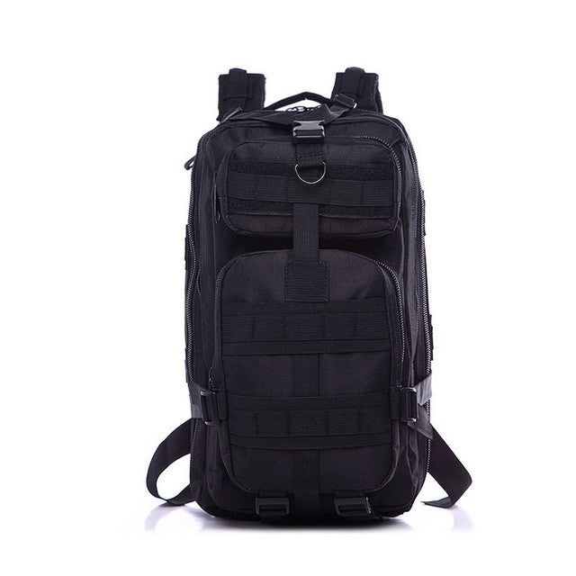 Everyday / Outdoor Adventure Backpack - Mutlicolor