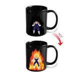 Dragon Ball Z Saiyan Heat Reactive Color Change Mug - SookSook