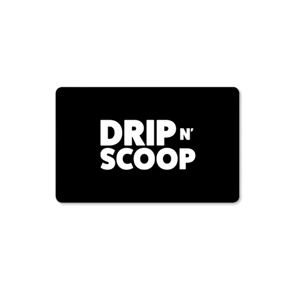 Drip N Scoop Ocean City NJ Giftcard purchase