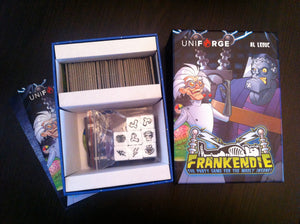 FrankenDie: The Party Game for the Madly Insane!