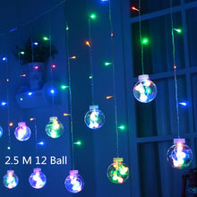 Load image into Gallery viewer, LED balls or stars lights
