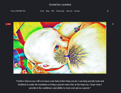 Website of Key Lactation