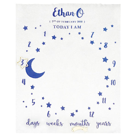 Little Days Personalized Blankets