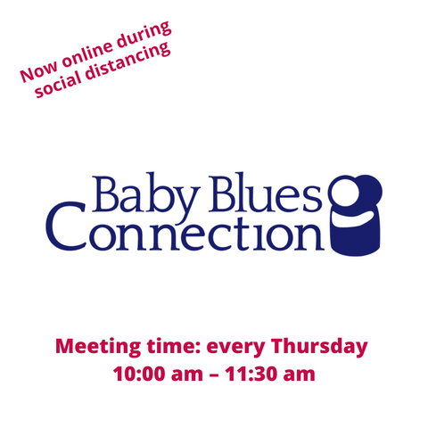 NOW Virtual: Baby Blues Connection Thursday (Day)