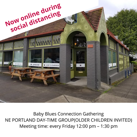 NOW Virtual: Baby Blues Connection Friday