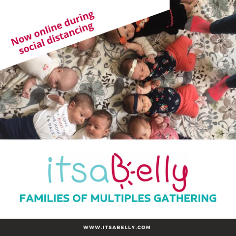 Virtual: Families of Multiples ~ Weekly Gathering