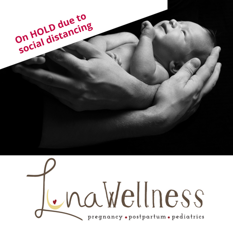 ON HOLD: New Parents Circle Monday - Luna Wellness